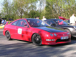 The Best of Club AUTOFUN: Honda Integra Type R: titulní fotka