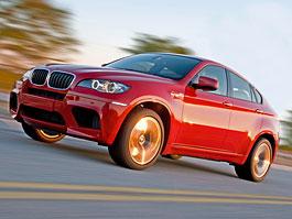 BMW X5M a X6M se představují: titulní fotka