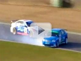 Video: Jason Plato a jeho neuvěřitelný manévr v Brands Hatch: titulní fotka