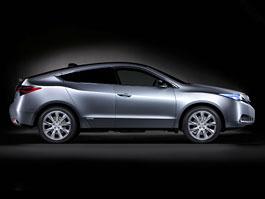 Acura ZDX Concept: kupé trochu jinak: titulní fotka