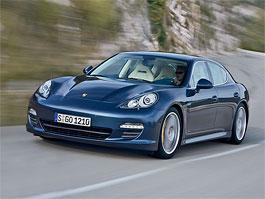 Porsche Panamera má za sebou světovou premiéru: titulní fotka