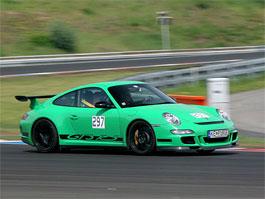 Pozvánka na Mezinárodní sraz sportovních aut: titulní fotka