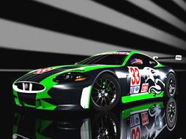 Jaguar XKR GT2: šelma míří do seriálu ALMS: titulní fotka