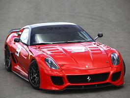 Ferrari 599XX - oficiální fotografie nekompromisního závoďáku: titulní fotka