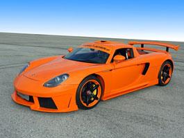 Porsche Carrera GT: bodykit od firmy Koenigseder: titulní fotka