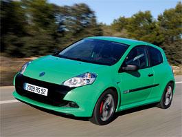 Za volantem: Clio Renault Sport: titulní fotka