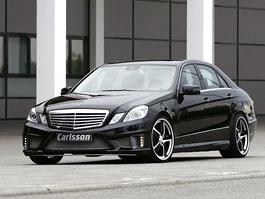 Mercedes-Benz třídy E: se svou úpravou nastupuje Carlsson: titulní fotka