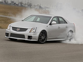 Cadillac CTS-V: až 800 koní od Hennessey: titulní fotka