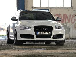 Audi RS6 Avant by AVUS: White power: titulní fotka