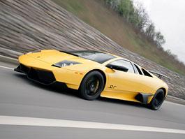 Lamborghini Murcielago SuperVeloce: akční fotky: titulní fotka