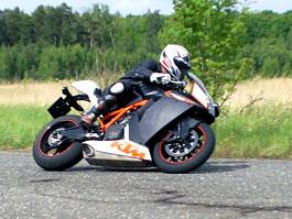KTM den 2009 - za řídítky 990 SMT a 1190 RC8 R: titulní fotka
