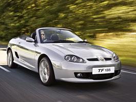 MG rozšiřuje nabídku roadsteru TF: titulní fotka