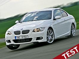 Test: BMW 335i Coupe: titulní fotka