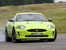 Jaguar XKR Goodwood Special: další fotografie a info: titulní fotka