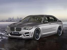 G-Power Storm: bouřlivé BMW 760i: titulní fotka