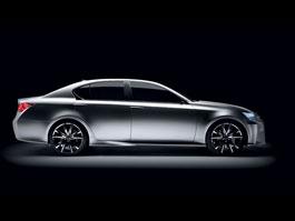 Lexus GS F: Pětilitrový osmiválec a kompresor: titulní fotka