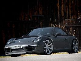 Sportec SP 370: už na bázi nového 911 (991): titulní fotka