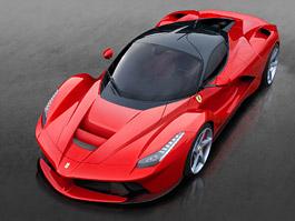 Ferrari LaFerrari: hybridní nástupce Enza má 963 koní a maximálku přes 350 km/h: titulní fotka