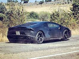 Spy Photos: Lamborghini Cabrera je nástupce Gallarda: titulní fotka
