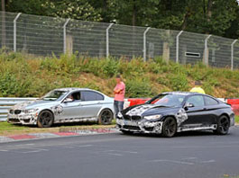 Nové BMW M3 vs. svodidla na Ringu - 0:1: titulní fotka