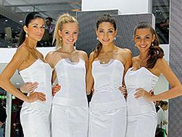 Ženeva 2014: Modelky (+ video): titulní fotka