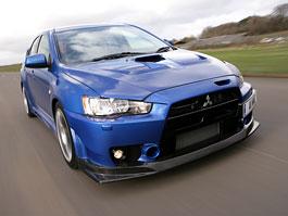 """Výroba Mitsubishi Evolution X bude ukončena verzí """"Special Action Model"""": titulní fotka"""