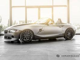 BMW Z4 Rampant od Carlex Design: titulní fotka