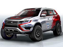 Vrátí se Mitsubishi na Dakar s plug-in hybridem?: titulní fotka