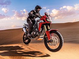 Honda Africa Twin: Velký návrat: titulní fotka