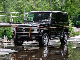 Mercedes-Benz třídy G jako stylový dobrodruh: titulní fotka