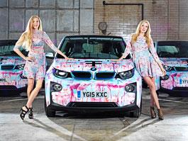 BMW i3 je oficiálním vozem London Fashion Week: titulní fotka