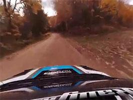 Video: Zažijte rallye v Subaru díky kamerám umožňujícím rozhled do všech stran: titulní fotka