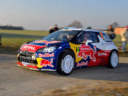 Citroën Racing se příští rok nezúčastní WRC, zaměří se na vývoj nového vozu: titulní fotka
