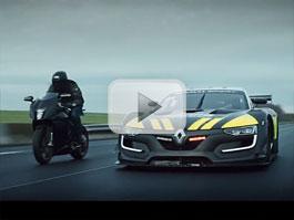 Video: Renault R.S. 01 jako policejní speciál: titulní fotka