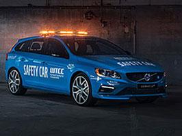 Volvo V60 Polestar: WTCC má nový safety car: titulní fotka