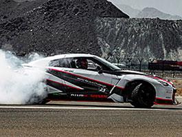 Nissan GT-R Nismo překonal rekord v driftování: titulní fotka