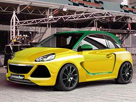 Irmscher rozšíří a posílí Adama od Opelu: titulní fotka