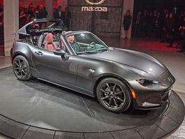 Mazda MX-5 RF: Evropský debut bude v Goodwoodu: titulní fotka