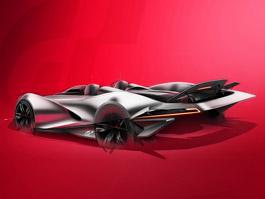 Icona Vision Gran Turismo: Další šílená vize futuristického závoďáku: titulní fotka