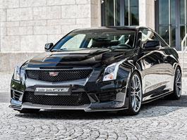 Cadillac ATS-V Coupe Twin Turbo Black Line: Specialita z Německa: titulní fotka