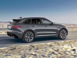 Jaguar F-Pace: Jak ho naspecifikoval šéfdesignér Ian Callum?: titulní fotka