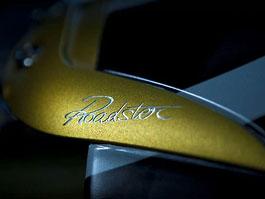 Pagani Huayra Roadster: Nový teaser na otevřený supersport: titulní fotka