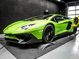 Lamborghini Aventador LP 750-4 SV na návštěvě u mcchip-dkr: titulní fotka