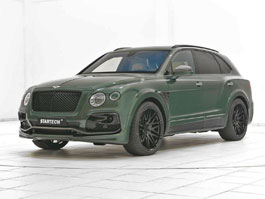 Bentley Bentayga Verdant Green v podání Startech: titulní fotka