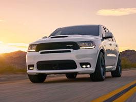 Dodge Durango SRT: 482 koní pro zběsilé SUV: titulní fotka