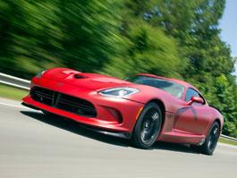 Dodge Viper: Výroba skončí 31. srpna: titulní fotka
