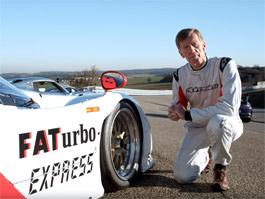 Walter Röhrl a výběr toho nejlepšího ze závodních vozů Porsche pro sériové modely: titulní fotka