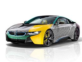 BMW i8 a i3 utrpěla umění od Garage Italia Customs: titulní fotka