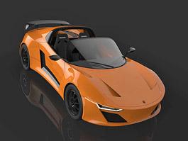 Agile Automotive SC: Nový dánský konkurent Lotusu: titulní fotka