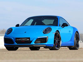 SpeedART SP91-480EVO je přitažlivé Porsche 911 Carrera S: titulní fotka